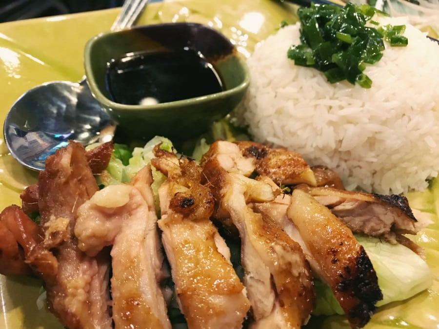 Soo Viet Hong Kong Sai Ying Pun lunch Vietnamese cuisine