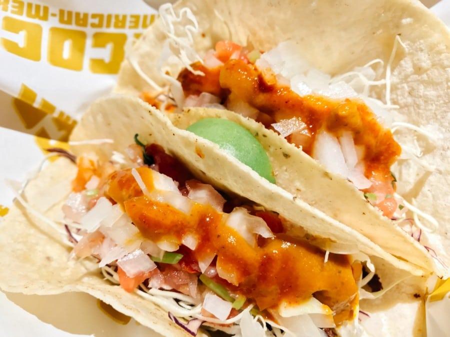Taco Chaca Hong Kong Sai Ying Pun lunch