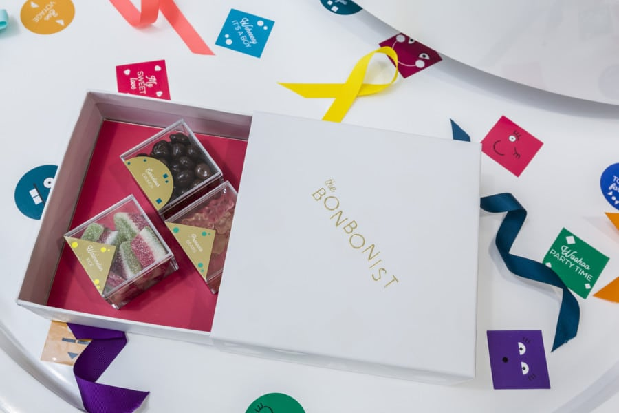 romantic gifts the bonbonist gift box