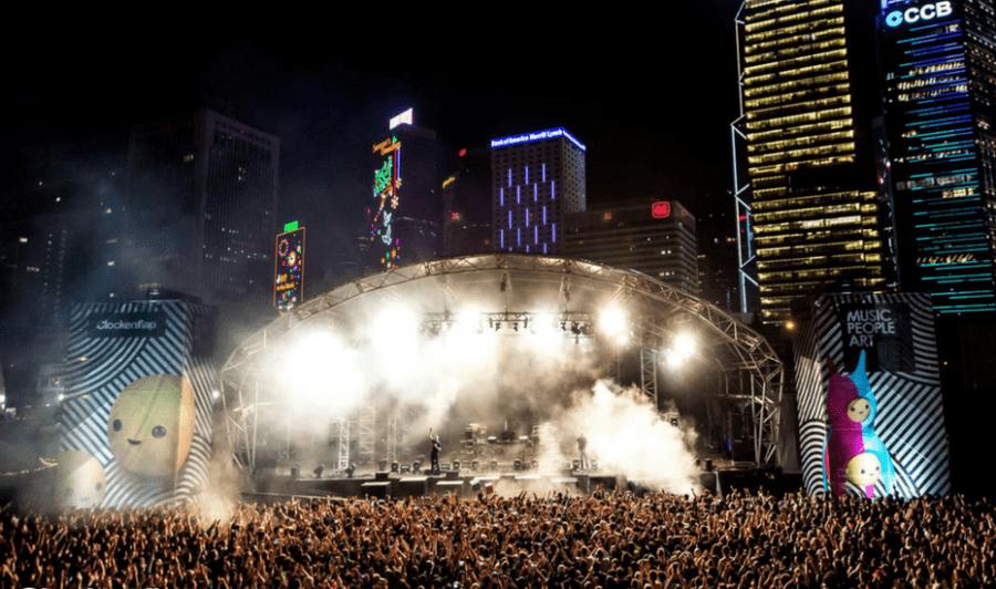 music festivals in Asia Clockenflap Hong Kong event November