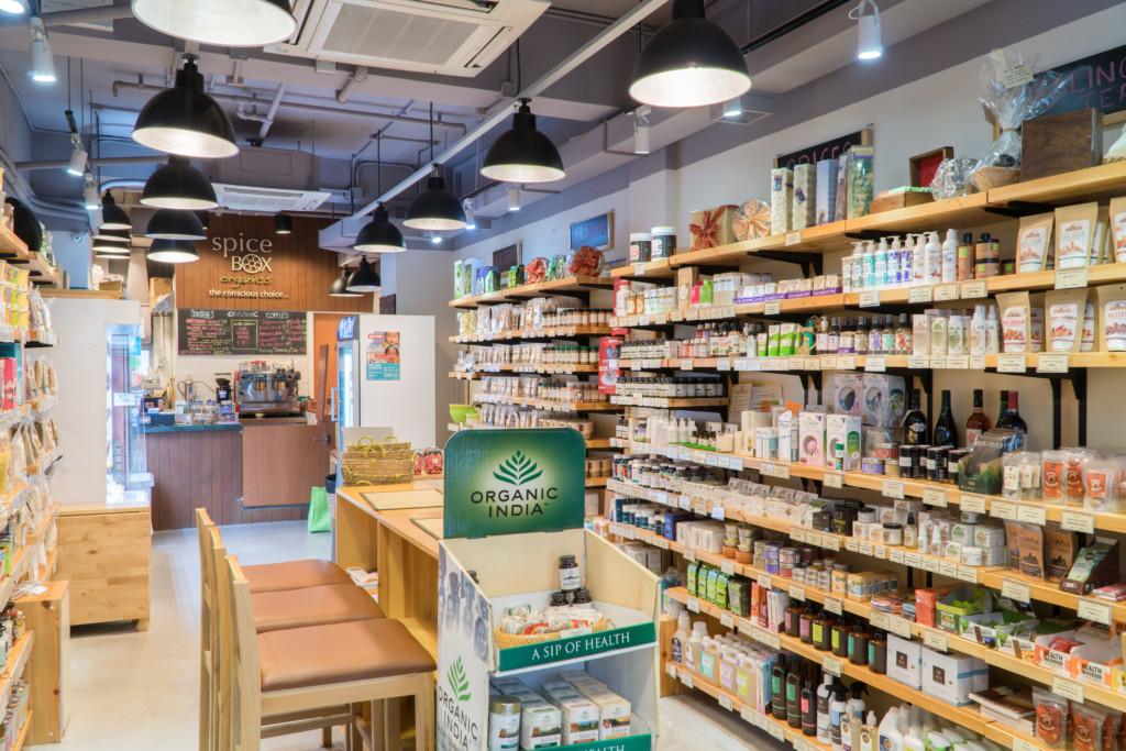 SpiceBox Organics – Mid-Levels