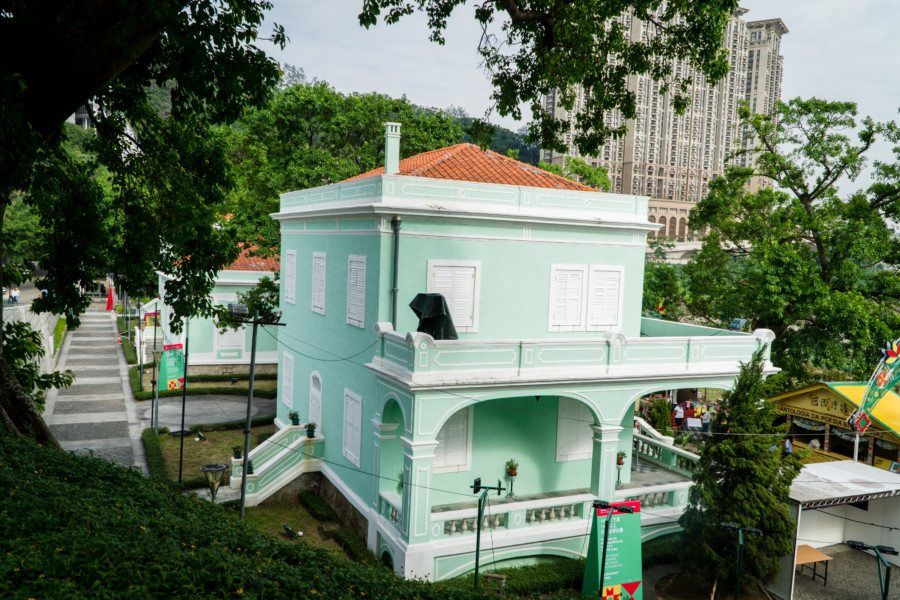 taipa houses museum things to do in macau hotel restaurants cafes cultural heritage
