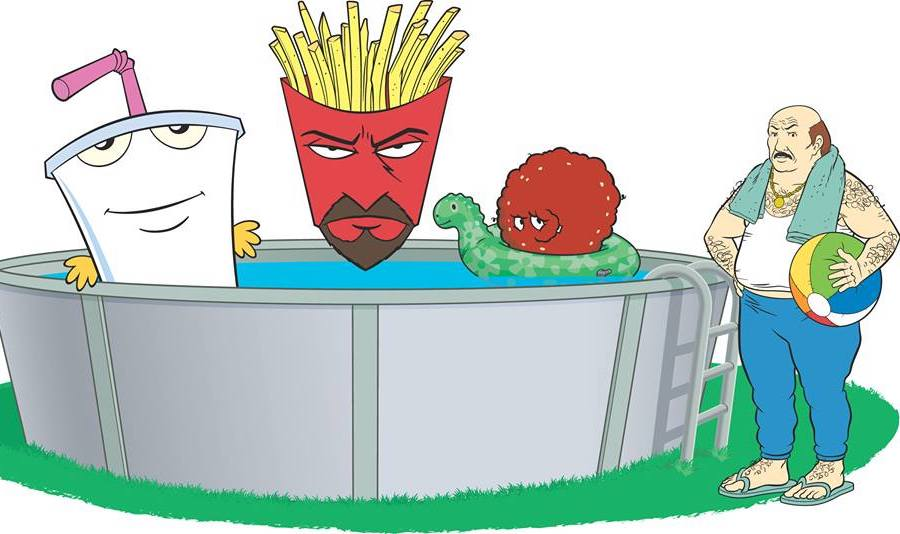 Aqua Teen Hunger Force best cartoons for adults