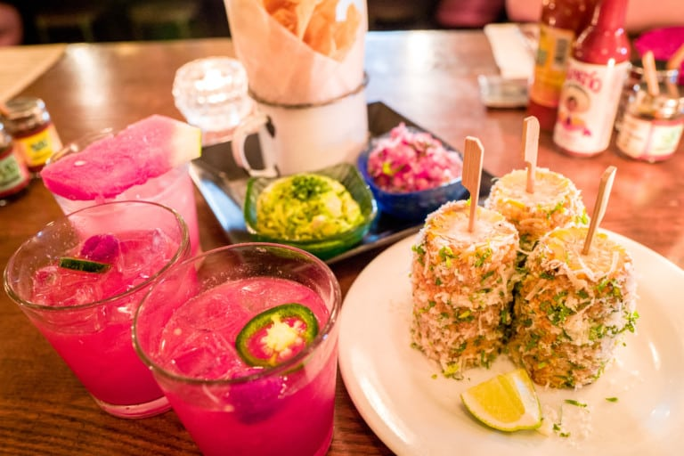 Eat at Brickhouse: Enjoy damn good tacos and cocktails at this Mexican restaurant in Central