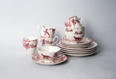 Loveramics William Lee ceramics design Hong Kong