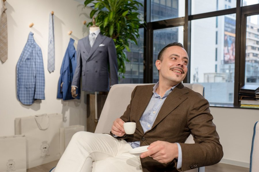 Up your style game and find perfectly-fitted Italian-style suits at Il Salotto by Dal Duca in Central