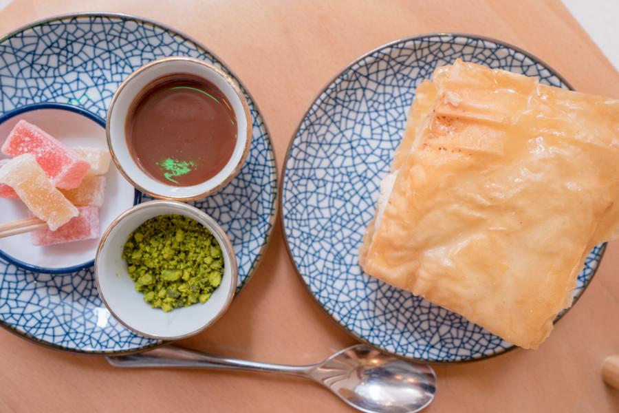 Mama Malouf Kennesy Town desserts