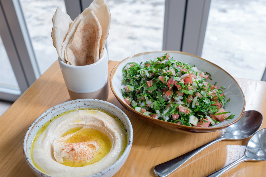 Flavourful Lebanese food: Enjoy seafood, salads and desserts at Mama Malouf in Kennedy Town