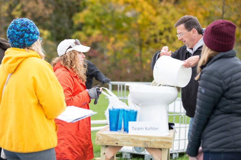 We talk smart living with Rob Zimmerman, Director of Sustainability & WaSH at KOHLER