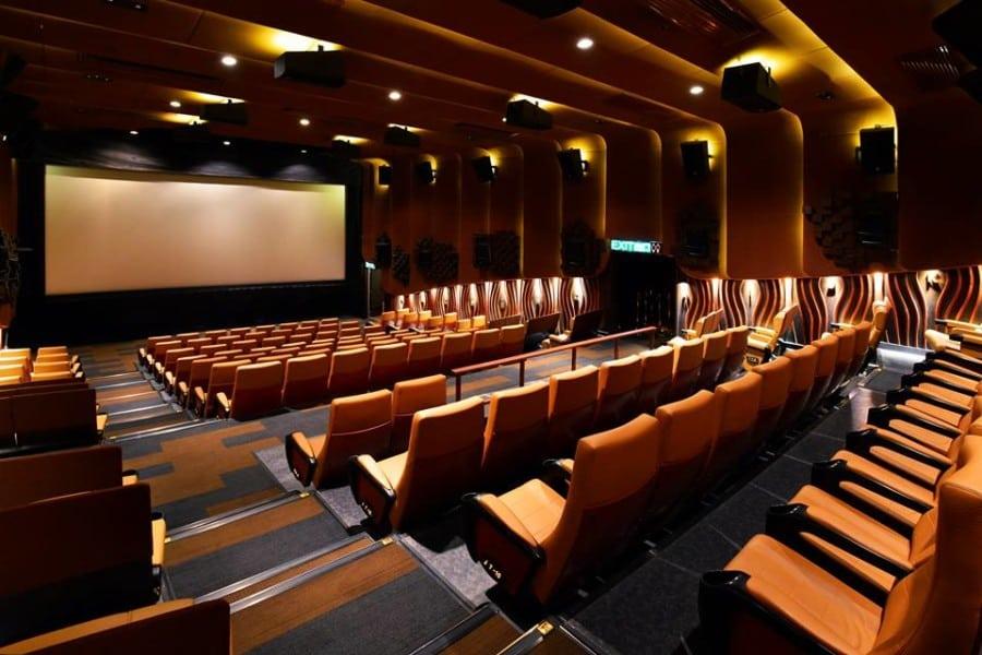 best cinemas in Hong Kong AMC Pacific Place