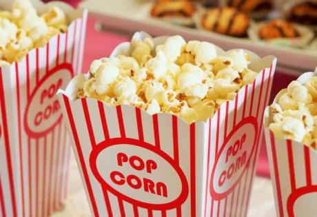 best cinemas in Hong kong popcorn