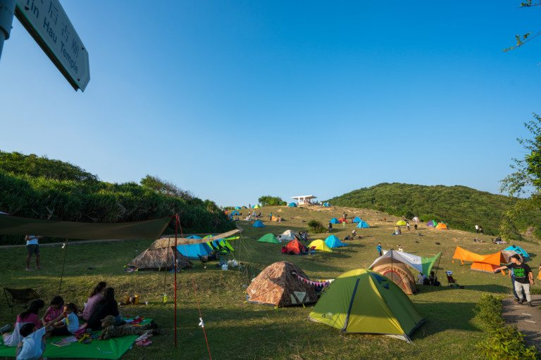Gather a squad and play in nature! We explain why Tap Mun is the perfect location for camping