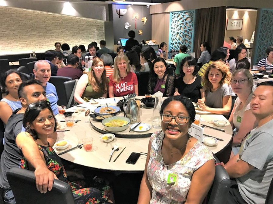 being vegan in Hong Kong meetup