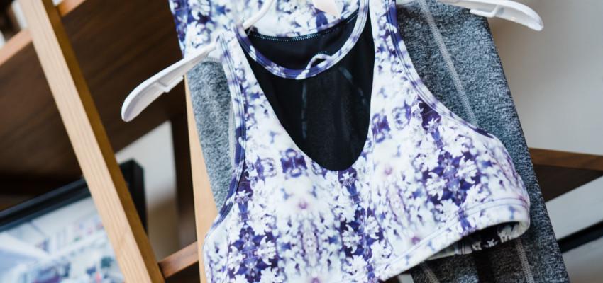 Bloom Madness Miss Runner Hong Kong activewear sportswear sports bra