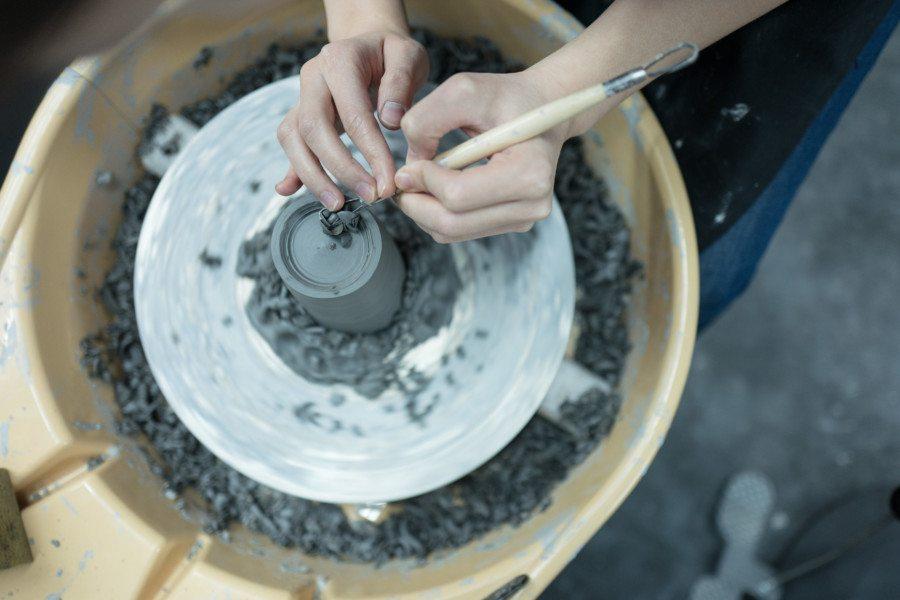 Carol Luk Deer Workshop pottery classes ceramics pottery making