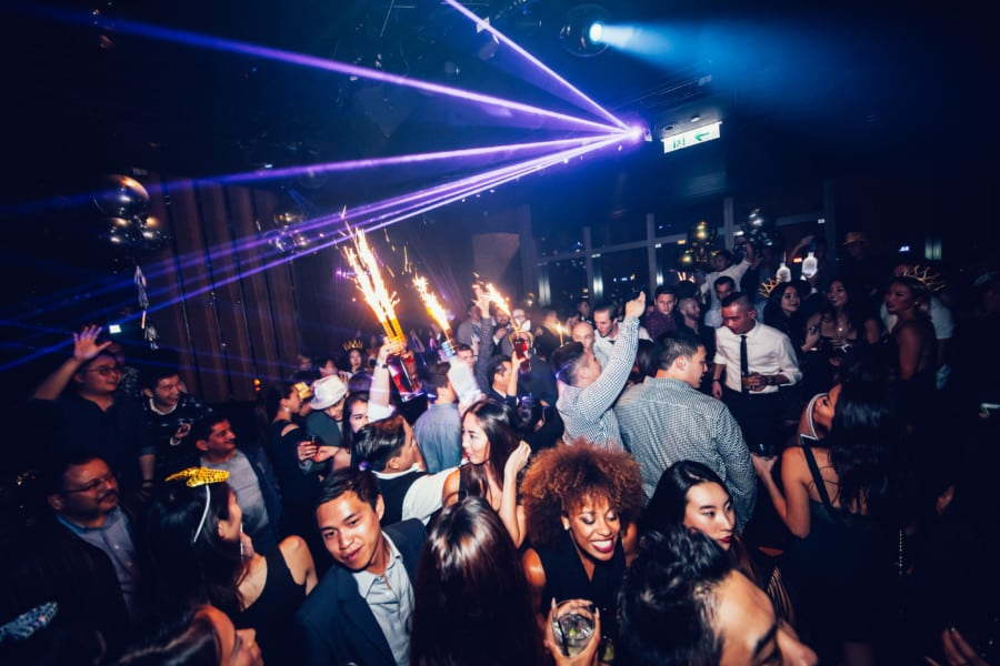Ce La Vi Hong Kong clubs best nightclubs dance party drinks nightlife