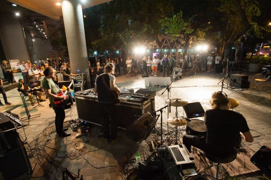 HK Street Music Jockey Club Street Music Series free things to do in Hong Kong attractions places to visit