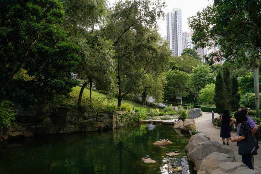 Hong Kong Park best parks in Hong Kong gardens nature main image