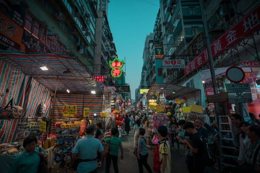 Ladies Street Mong Kok Free things to do in Hong Kong things to do in Hong Kong Hong Kong attractions places to visit