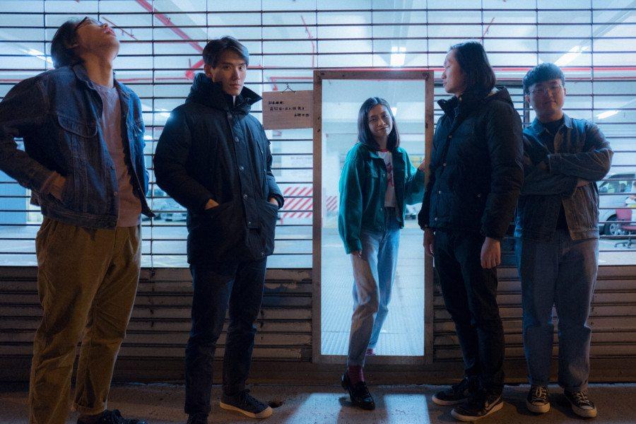 Thud Hong Kong shoegaze band indie 2