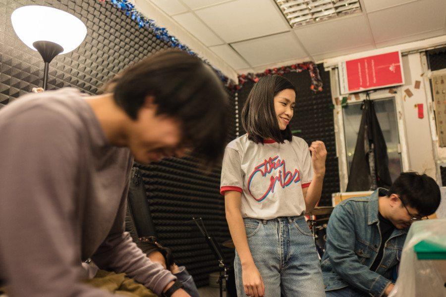 Thud Hong Kong shoegaze band indie 4