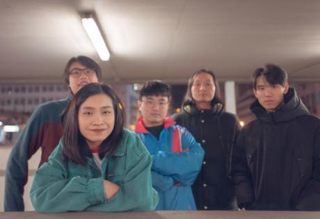 Thud Hong Kong shoegaze band indie 5