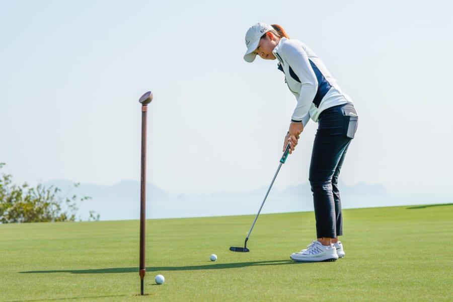 Tiffany Chan golfer Hong Kong LPGA EFG Young Athletes Foundation