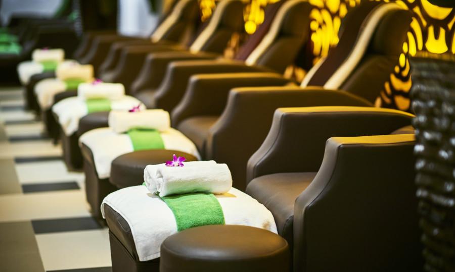 Windsor Plaza Hotel Saigon Spa