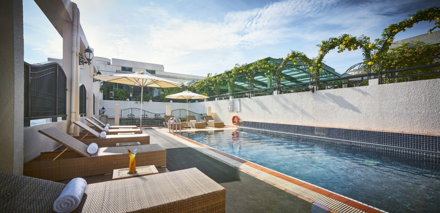 The windsor plaza hotel saigon 5 star accommodation in saigon Ho chi minh city hotels with swimming pool
