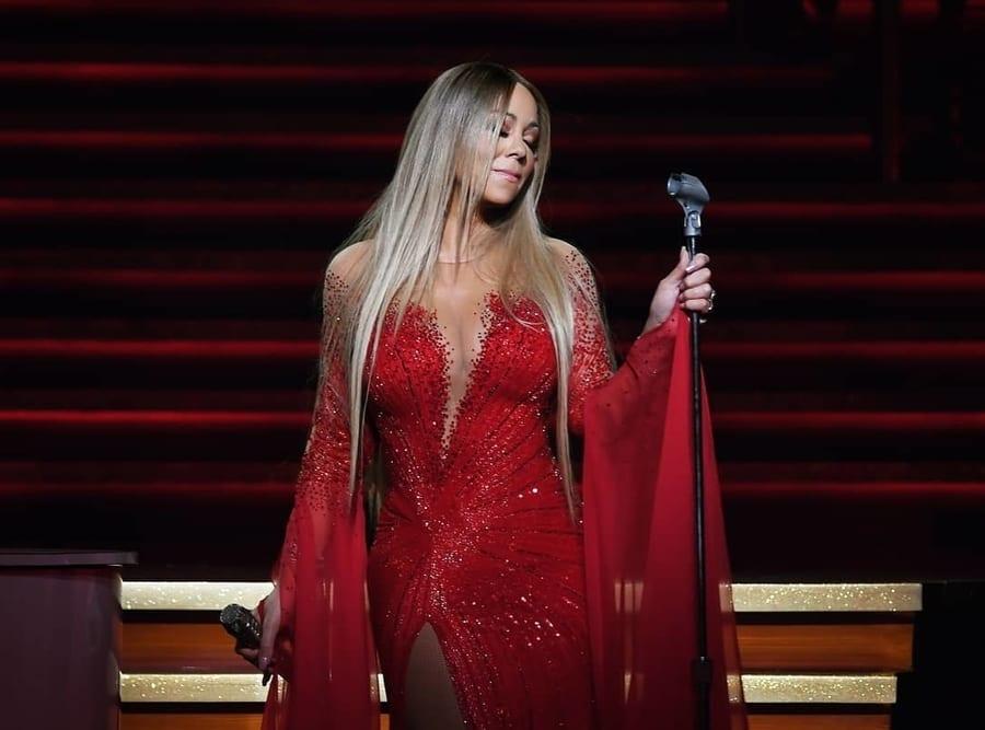 best Christmas songs Mariah Carey