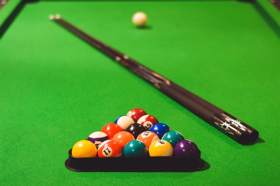 Where To Play Pool In Hong Kong We Know The Best Spots Honeycombers - Games to play on a pool table
