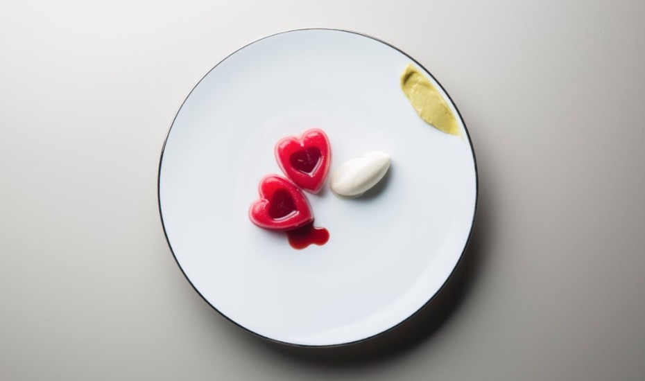 On Dining S Exclusive Chef S Table Offers A Private Valentine S Day