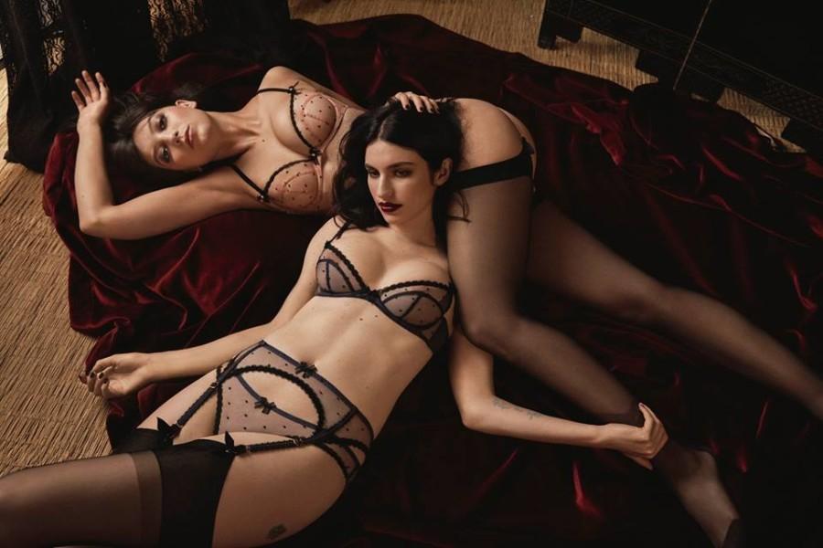 Agent Provocateur Hong Kong lingerie underwear