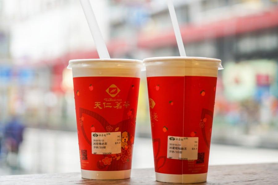street-food-bubble-tea-hong-kong