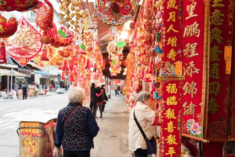 Celebrating Chinese New Year in Hong Kong: A colourful photo essay by Anson Yip