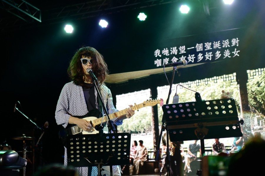 Lam Ah P My Little Airport Hong Kong indie band indie pop