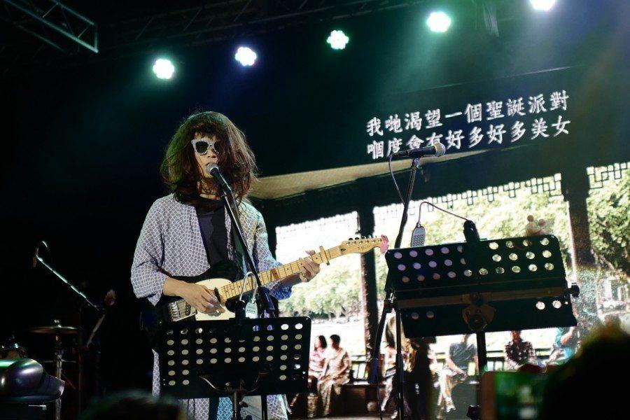 Lam Ah P My Little Airport Hong Kong indie band indie pop
