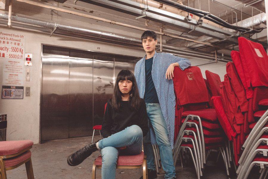 Lam Ah P Nicole OuJian My Little Airport Hong Kong indie band indie pop
