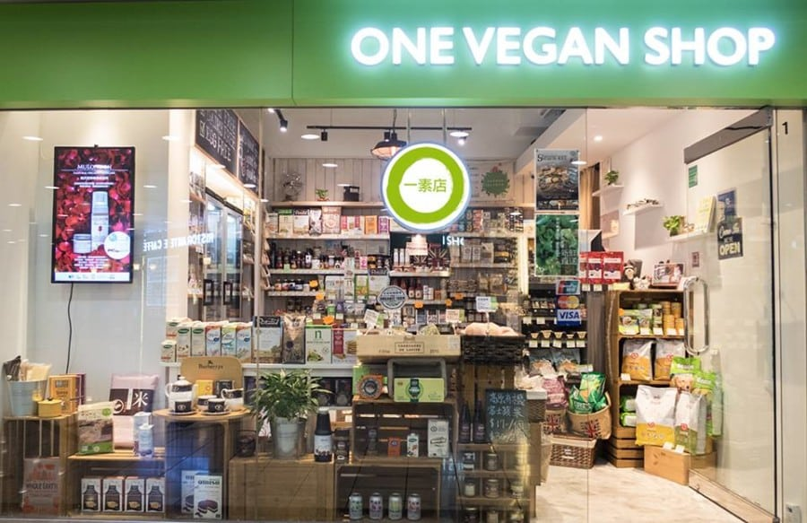 health food stores in hong kong one vegan shop