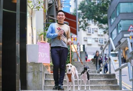 Wagyu and Walnut whippets Wan Chai Daniel Cheung MAIN IMAGE