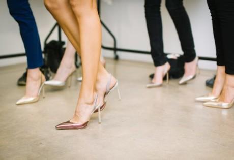 real housewives of beverly Hills ladies high heels
