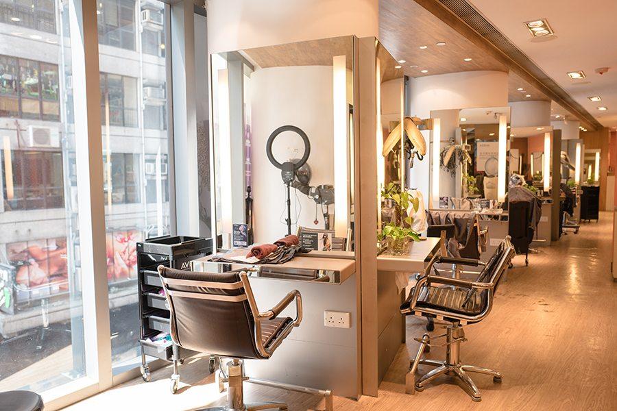 Aveda Lifestyle Salon & Spa haircut Hong Kong The Loop