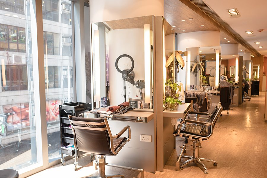Aveda Lifestyle Salon Spa hair salon Hong Kong haircut