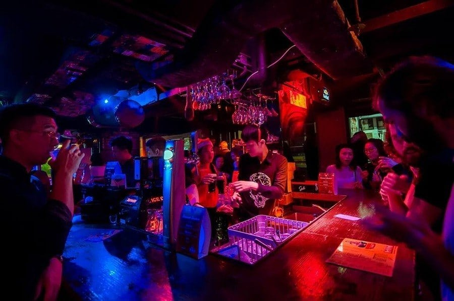 Geronimo Shot Bar best bars in Hong Kong drinks cocktails alcohol