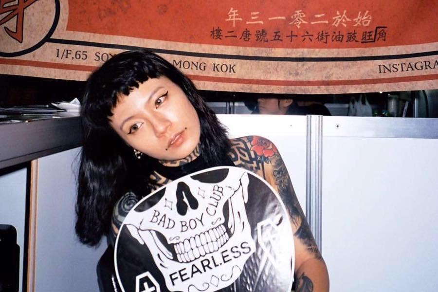 Hong Kong women Hong Kong women on Instagram inspirational women Lily Cash MAIN IMAGE