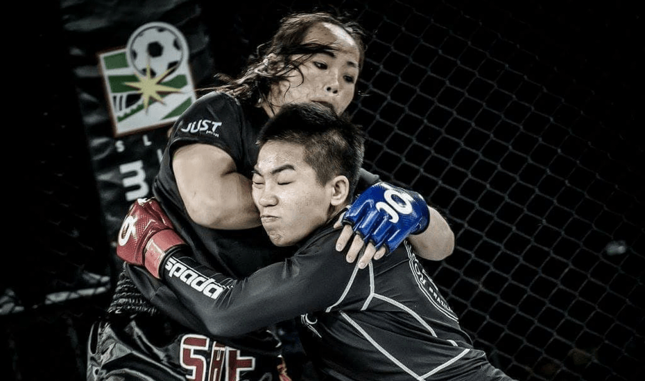 March events Just MMA Hong Kong