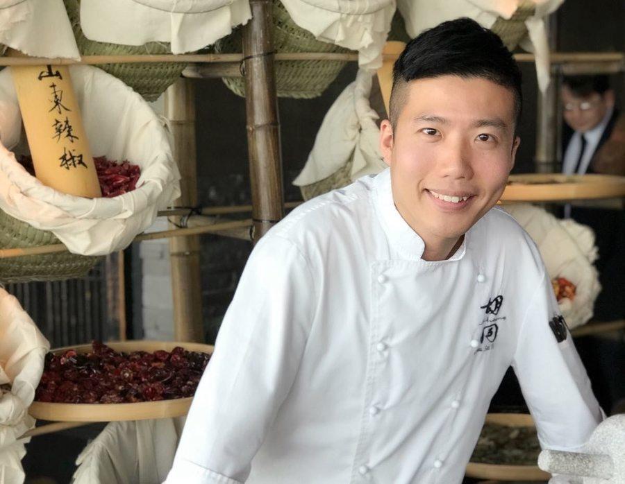 7 chillies menu Hutong Hong Kong Chef Chau