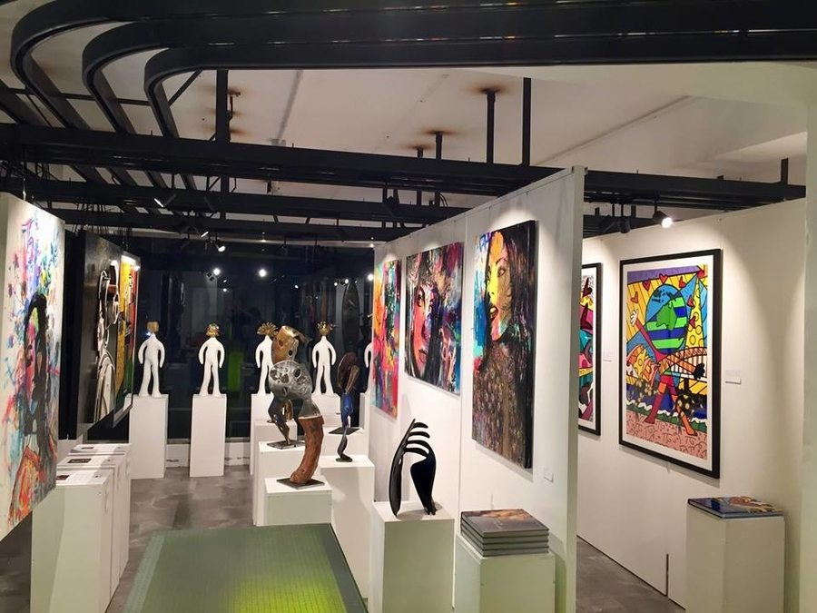 Art Supermarket art galleries Hong Kong painting