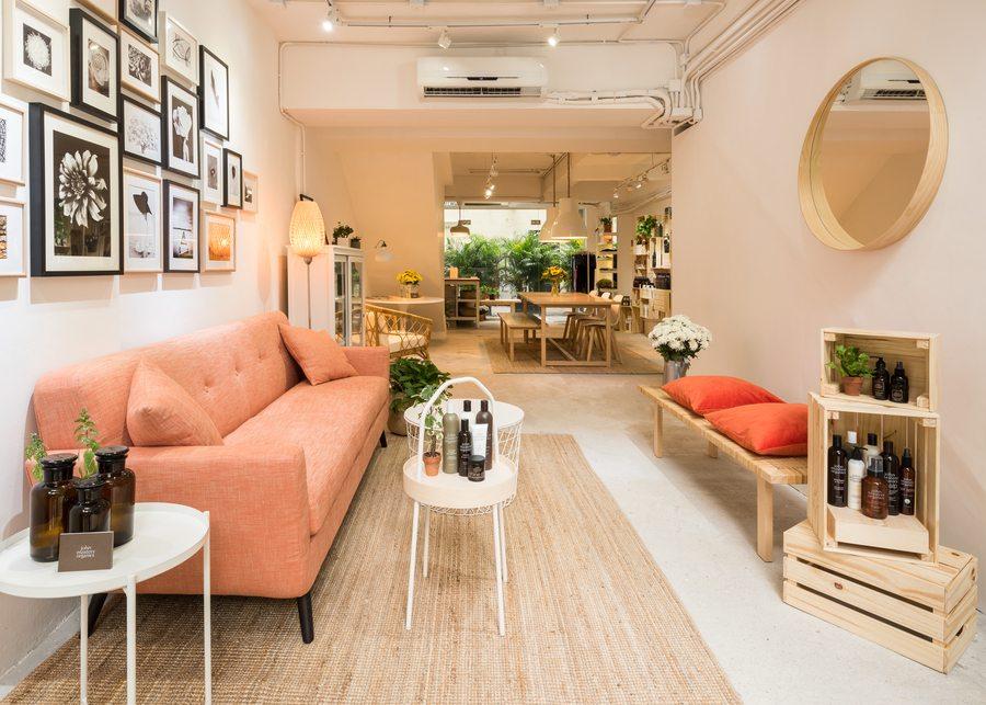 beauty products to buy in Hong Kong John Master Organics pop up shop