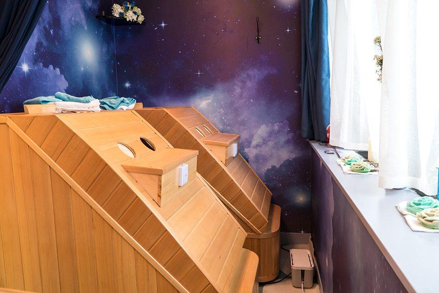 Chill Steam steam therapy box